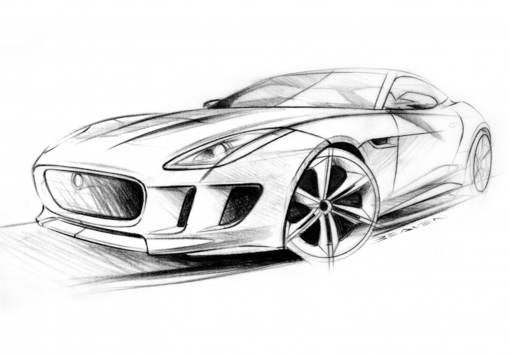Popular Car Pencil Sketch Easy Nature Pencil Sketches Hd Wallpapers | Observational Drawings In Photos