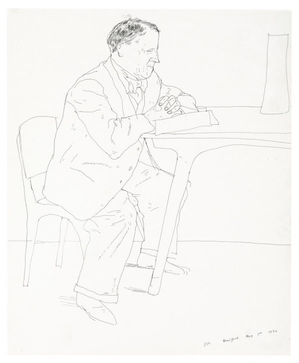 Popular David Hockney Pencil Drawings Courses David Hockney Artists Agent, Exhibition, Photocollage In New York Picture