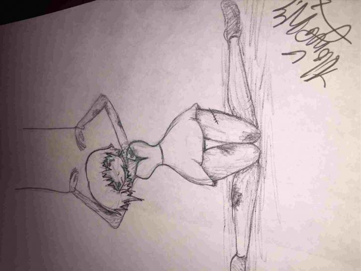 Popular Depressing Pencil Drawings Free Sadness Depression Pencil Drawings Picture