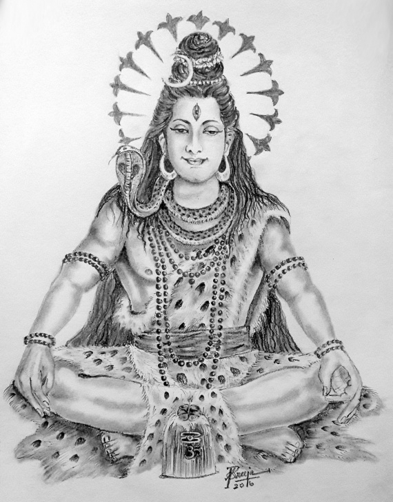 Popular Mahadev Pencil Sketch Lessons Devon Ke Dev Mahadev ! | Pencil Arts In 2019 | Art Sketches, Pencil Images