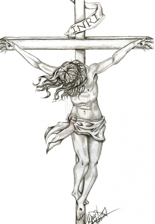 Popular Pencil Drawings Of Jesus On The Cross for Beginners Pin By Melanie Blair On Bible Journaling | Jesus Drawings, Jesus Pics