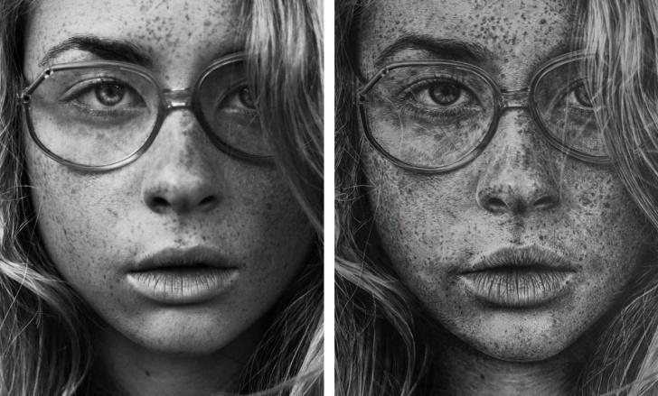 Realistic Graphite Portraits