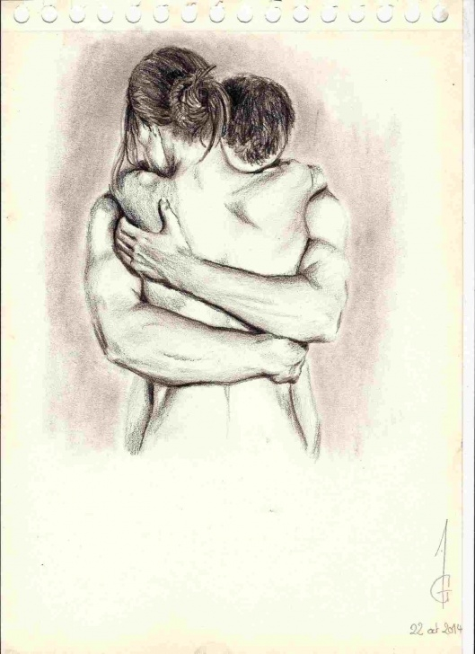 Popular Romantic Couple Pencil Sketches Step by Step Pencil Sketch Of Romantic Couple | Drawing Work Images
