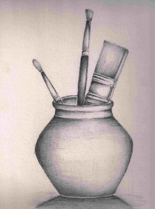 Popular Still Life Pencil Shading Easy Object Drawing At Paintingvalley | Explore Collection Of Object Photo
