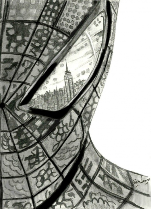 Popular The Amazing Spider Man Drawing In Pencil Lessons Amazing+Spiderman+Drawings | The Amazing Spider Man By Images