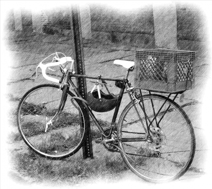 Remarkable Bicycle Pencil Drawing Techniques for Beginners Realistic Art Images Rhdrawingskillcom Bicycle Bicycle Pencil Sketch Images