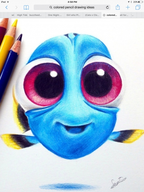 Remarkable Cute Colored Pencil Drawings Tutorials Pin By Valentina Zhang On Drawings And Art In 2019 | Pencil Art Pic