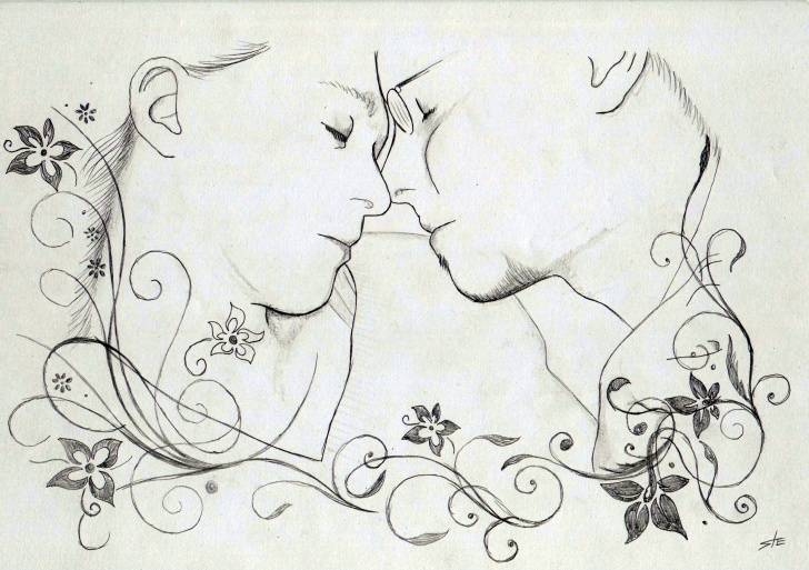 Remarkable Cute Love Drawings In Pencil Techniques Free Love Drawings, Download Free Clip Art, Free Clip Art On Clipart Photos