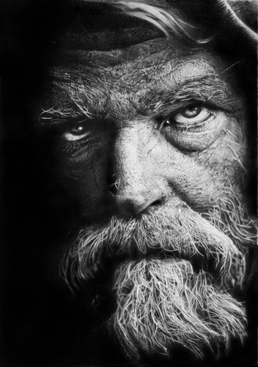 Remarkable Franco Clun Art Ideas Magazine - Incredible Photorealism By Franco Clun | Art - Portraits Images