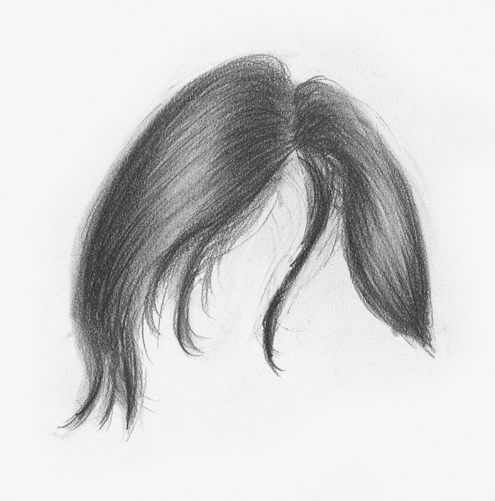 Remarkable Hair Pencil Sketch Techniques for Beginners Hair Drawing, Pencil, Sketch, Colorful, Realistic Art Images Photo