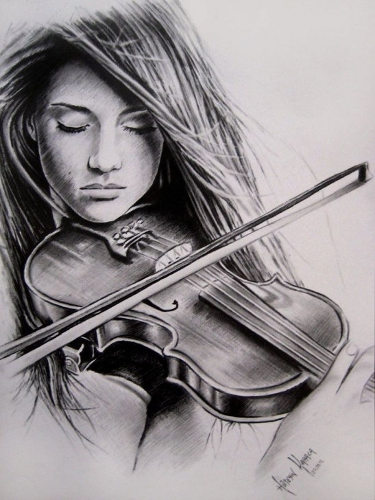 Remarkable Hard Pencil Drawings Techniques for Beginners You Have To Fight To Reach Your Dream, You Have To Sacrifice And Image