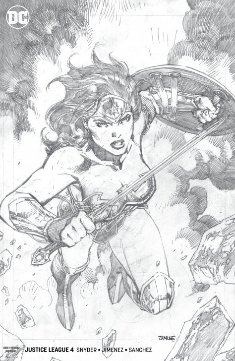 Remarkable Jim Lee Pencil Art Techniques for Beginners Justice League #4 (Jim Lee Pencils Cover) | Comic Covers & Art | Jim Photos