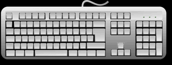 Remarkable Keyboard Pencil Drawing Techniques for Beginners Computer Keyboard Drawing Pictures - Gigantesdescalzos Image