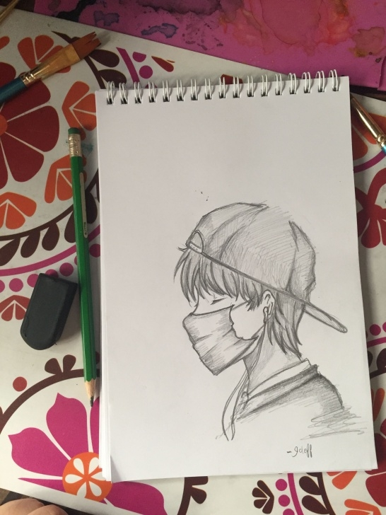 Remarkable Manga Sketches In Pencil Ideas Pencil Anime Sketching Art #45: Step-By-Step Tutorial — Steemit Image