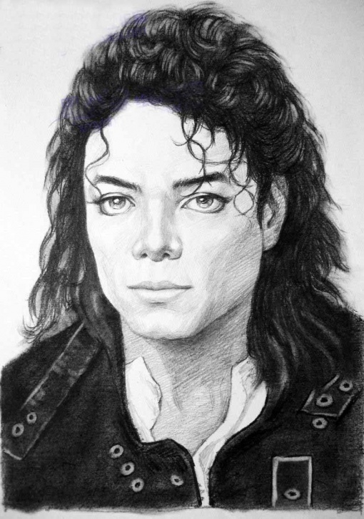 Remarkable Michael Jackson Pencil Drawing Ideas Tribute To Michael Jackson ~ ♕ The King Of Pop ♥ ♥ Rip Photo
