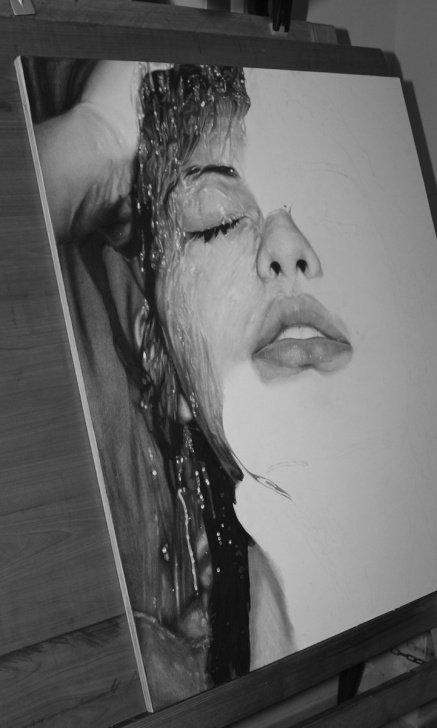 Remarkable Photorealistic Pencil Drawings Step by Step Mind-Blowing Photorealistic Pencil Drawing Pic