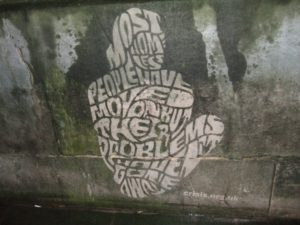 Remarkable Reverse Graffiti Stencils Ideas Paul Curtis: Reverse Graffiti – Daily Art Fixx Image