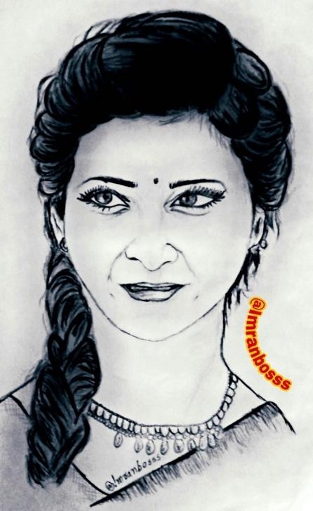Remarkable Samantha Pencil Sketch Free Tamil Actress Samantha Pencil Drawing | Tollywood | Pencil Drawings Pics