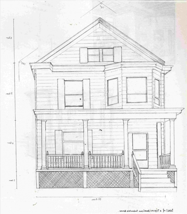 Remarkable Simple Pencil Drawings Of Houses for Beginners Of-Houses-To-Draw-House-Drawing-Easy-With-Narration Image