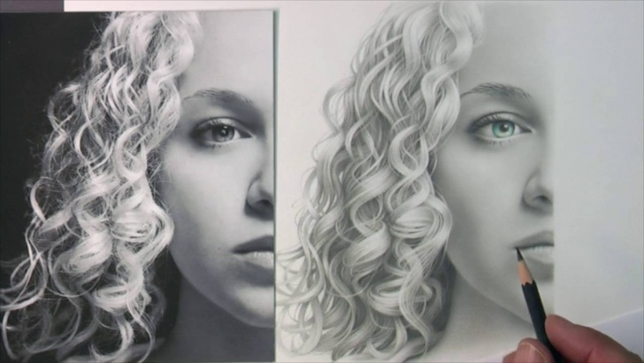 Stunning 5 Pencil Method Ideas Darrel Answers: What Size Should I Make My Drawing? Photos