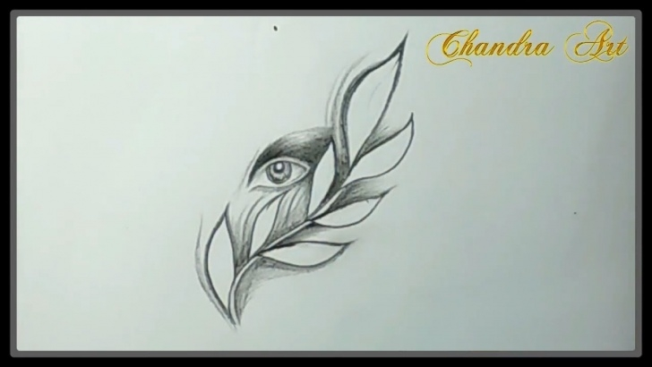 Stunning Beautiful Easy Sketches Courses Cool Sketches - Pencil Drawing Beautiful Eye #easy Image