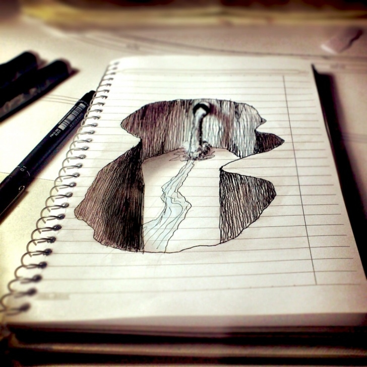 Stunning Cool Drawings In Pencil Easy Cool Pencil Sketch Ideas And Pencil Sketches Ideas Cool Pencil Picture