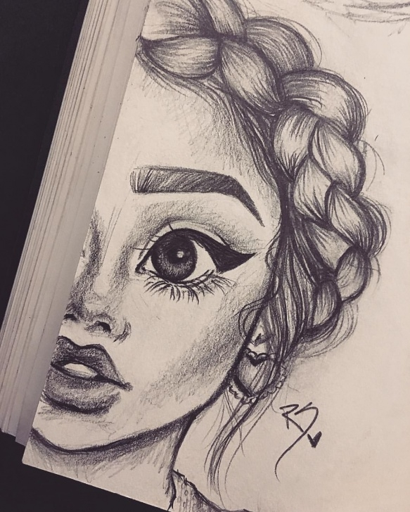 Stunning Creative Pencil Art Free Pinterest Creative Drawing Ideas  | Artistic Juice In 2019 Pictures