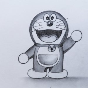 Stunning Doraemon Pencil Sketch Courses How To Sketch Doraemon Images