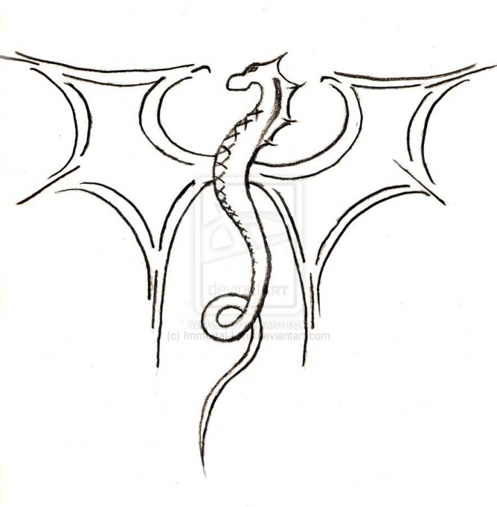 Stunning Dragon Drawings In Pencil Easy Tutorial Cool Dragon Drawing Easy Sketch And Pix For > How To Draw A Cool Photos