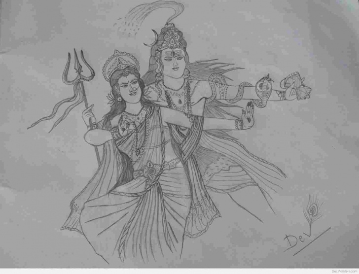 Stunning Drawings Of God Courses Drawings-Of-God-Shiva-Tittle-Smoking-Medium-Drawing-Art-By Pictures