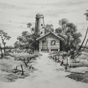 Stunning Easy Landscape Pencil Shading Courses Learn Easy & Simple Shading A Landscape With Pencil   Landscape Pencil Art Images