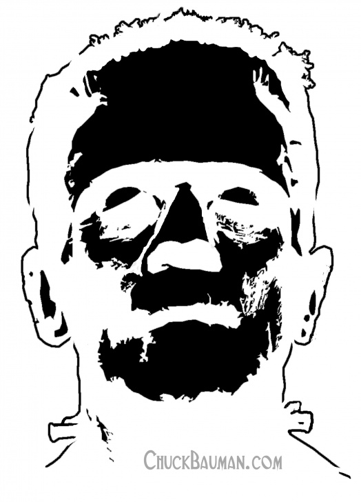 Stunning Free Stencil Art Tutorial Black T-Shirt Airbrushing Halloween Art Picture