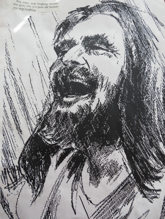 Stunning Jesus Laughing Pencil Drawings Free Drawing Of Jesus Laughing At Paintingvalley | Explore Collection Pictures
