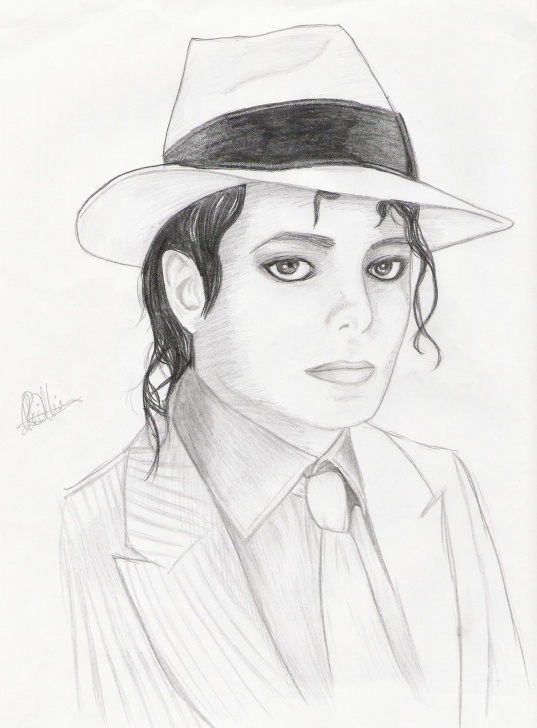 Stunning Michael Jackson Pencil Sketch Ideas Michael Jackson Sketch At Paintingvalley | Explore Collection Of Pic