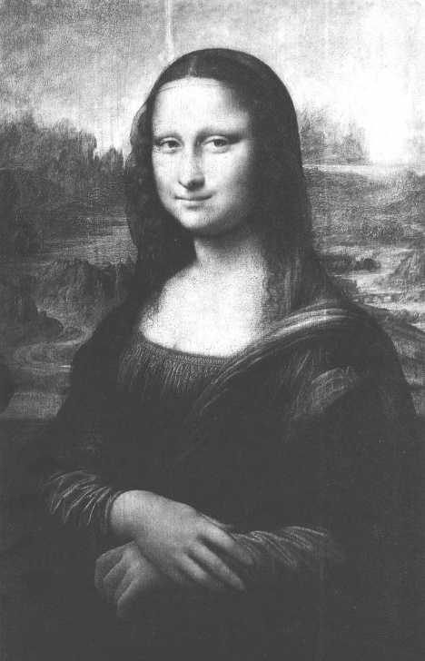 Stunning Mona Lisa Pencil Drawing Tutorial Monalisa Drawing At Paintingvalley | Explore Collection Of Image