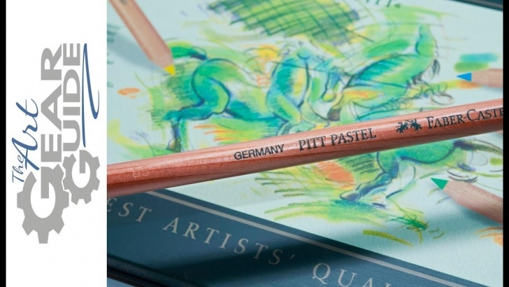 Stunning Pastel Pencil Artists Free Faber Castell Pitt Pastel Pencil Image