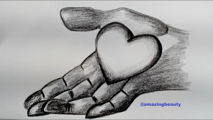 Stunning Pencil Sketches Of Love Easy Pencil Drawing Love Images - Soner.toeriverstorytelling Picture