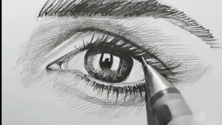 Stunning Quick Pencil Sketches Tutorial How To Draw An Eye - Quick Pencil Sketch Photos