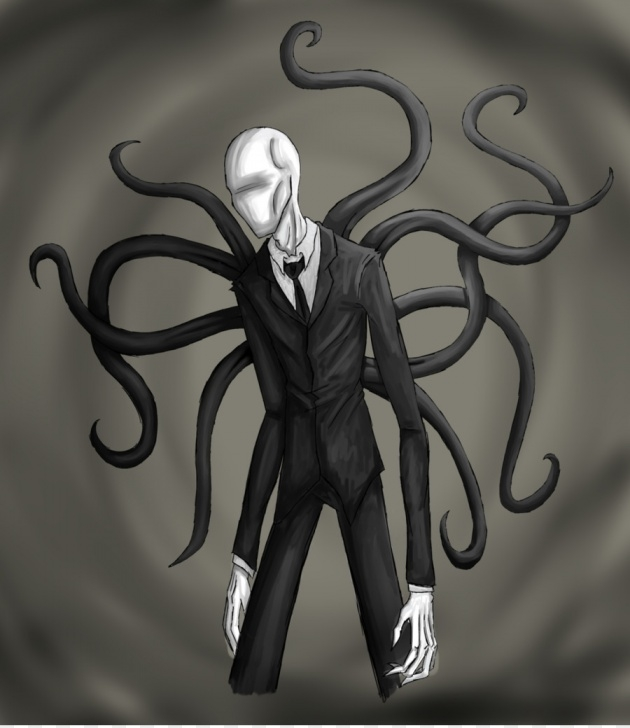 Stunning Slender Man Drawings In Pencil Simple Slenderman Sketch At Paintingvalley | Explore Collection Of Photos