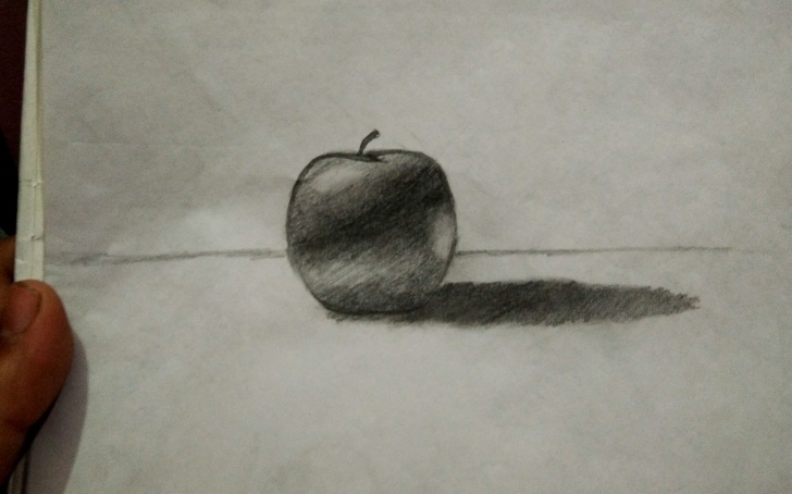 The Best Apple Pencil Shading Techniques Apple Pencil Shading Required:- 2B,4B,8B Pencils | Art & Craft In Photos