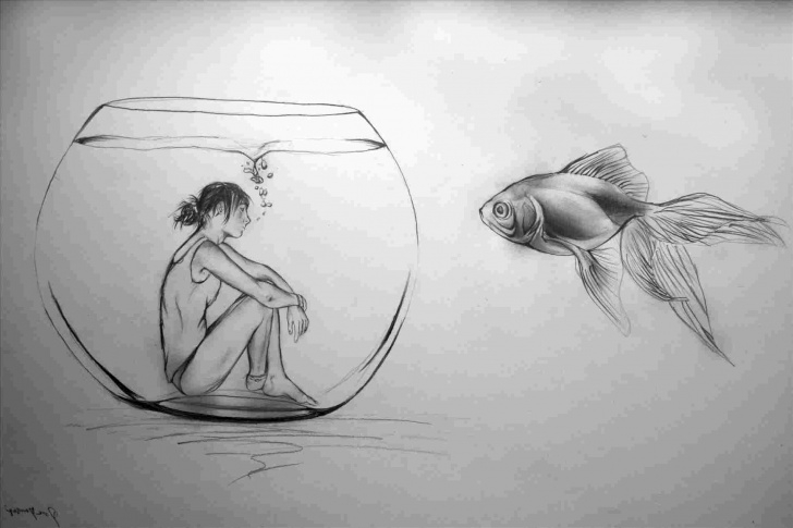 The Best Best Pencil Sketches Of All Time Courses Creative Simple Pencil Drawing Ideas Pics