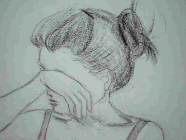 The Best Depressing Pencil Drawings Tutorials Depression Pencil Drawing Images