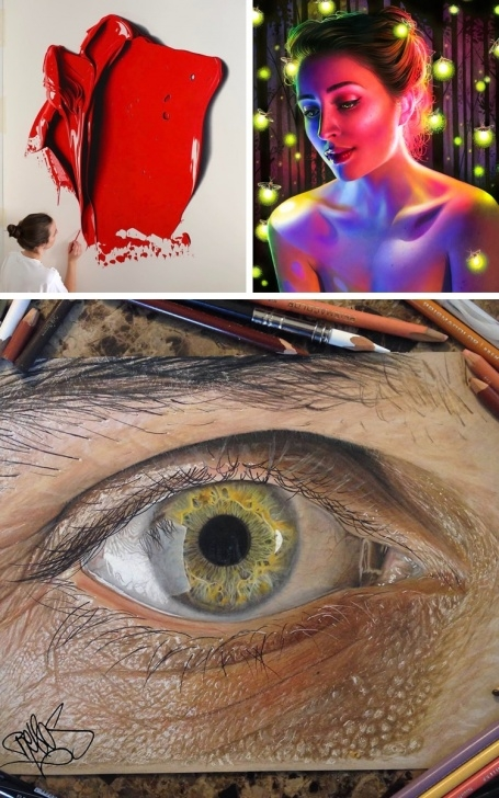 The Best Famous Colored Pencil Artists Courses Get Inspired To Try Colored Pencils With Realistic Color Pencil Art Images