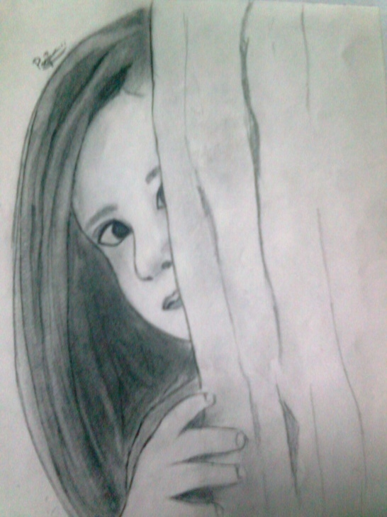 The Best Heart Touching Pencil Sketches Techniques Heart Touching Drawing Images Pencil Sketch - Under Town Pic