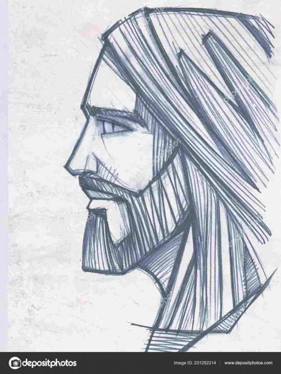 The Best Jesus Laughing Pencil Drawings Easy Jesus-Pictures-Pencil-Drawing-Sketch-Of-Christ-Rhslycom-S-Smiling Images