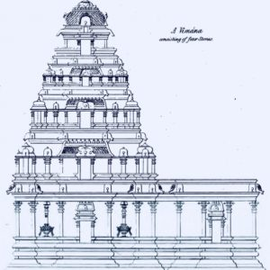 The Best Pencil Drawings Temple Free Pin By Vidhya Krishnan On Tirupati In 2019 | Temple Drawing, Temple Pics