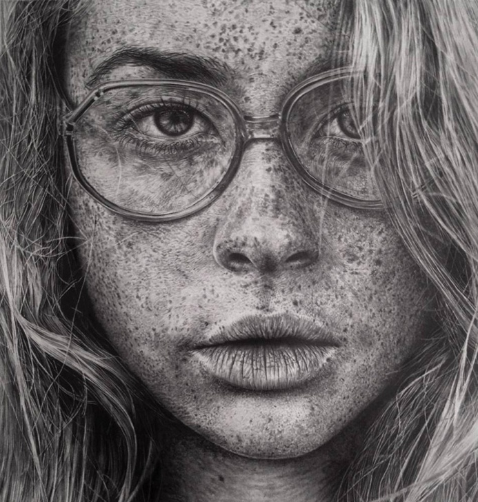 The Best Realistic Graphite Drawings Tutorials Photo-Realistic Graphite Drawings By Monica Lee › Issue No. 206 Image