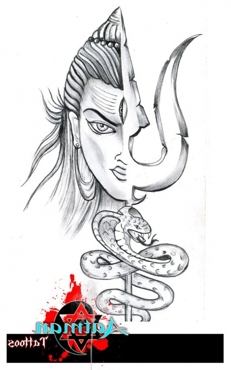 The Best Shiva Pencil Art Easy Lord Shiva Sketch At Paintingvalley | Explore Collection Of Lord Pictures