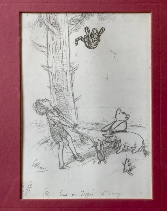 The Best Winnie The Pooh Pencil Drawings Techniques Winnie The Pooh Pencil Drawings | Collectors Weekly Picture