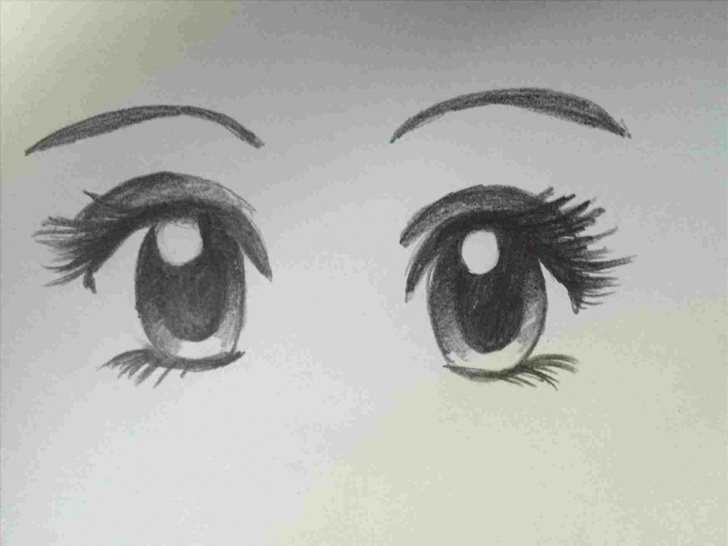The Complete Anime Eyes Pencil Ideas Pencil Drawings Anime Eyes | Drawing Fine Art Pictures